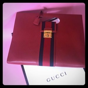 Large Gucci briefcase bag